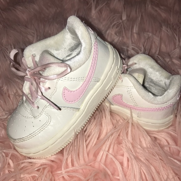 Nike Shoes Toddler Girls Air Force 1 Low Poshmark
